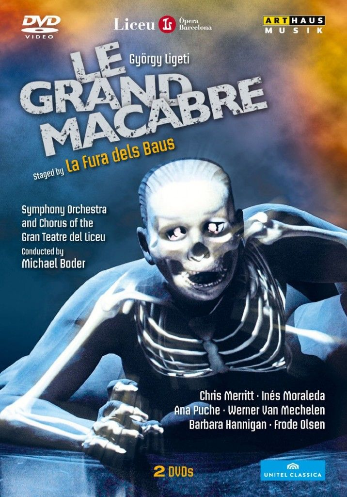 Le grand macabre - Francisco Vas